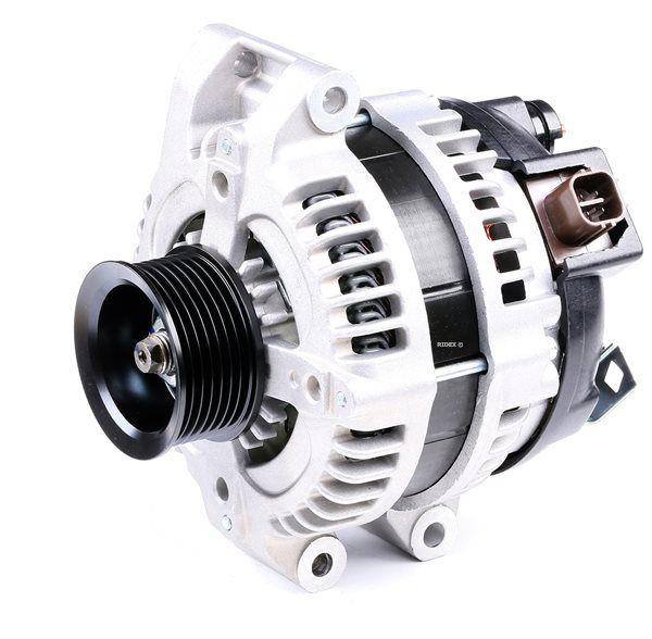 RIDEX Generator-Ladestrom: 100A, Spannung: 14V 4G0095