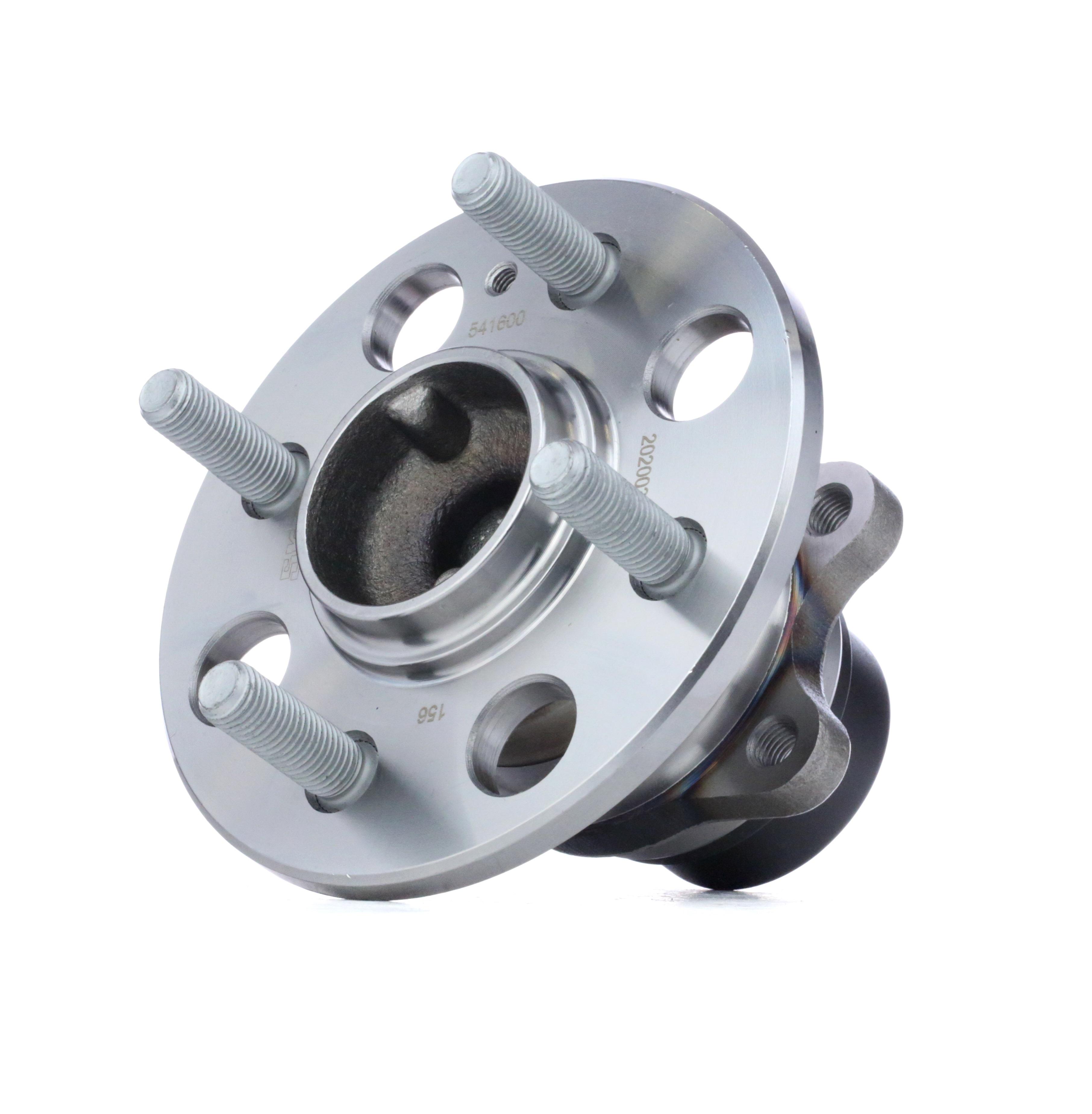 Wheel Bearing SKF VKBA 6809 rating