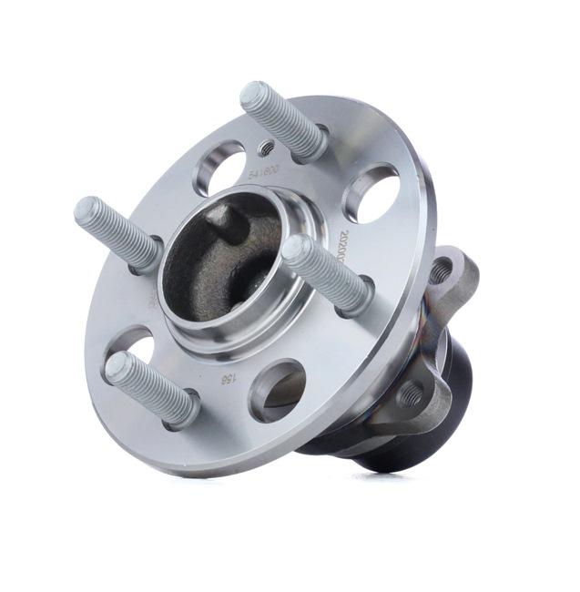 SKF VKBA6809 Wheel hub assembly