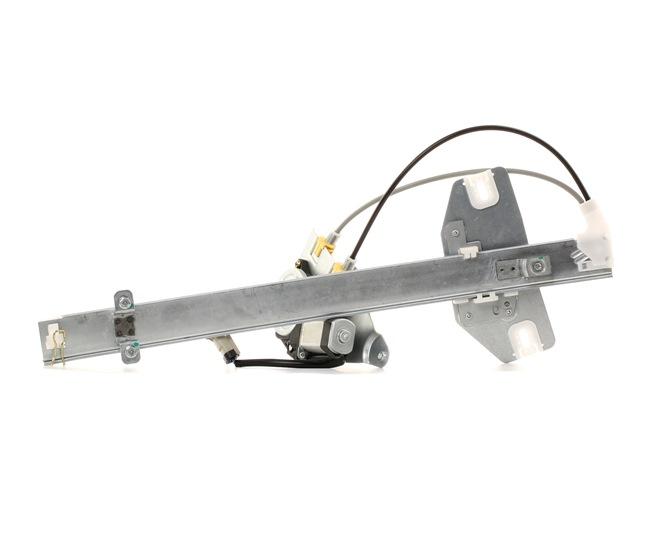 Alzacristalli RIDEX 13631044 anteriore, Dx, Tipo funzionamento: elettrico, con motore elettrico