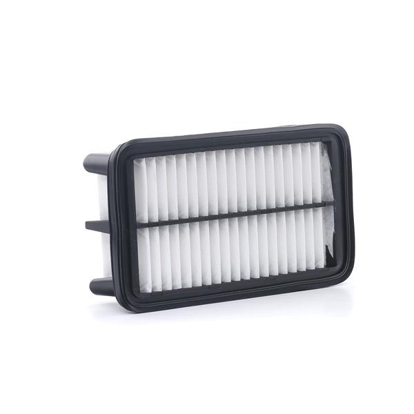 Air filter RIDEX 13631060 Filter Insert, Recirculation Air Filter