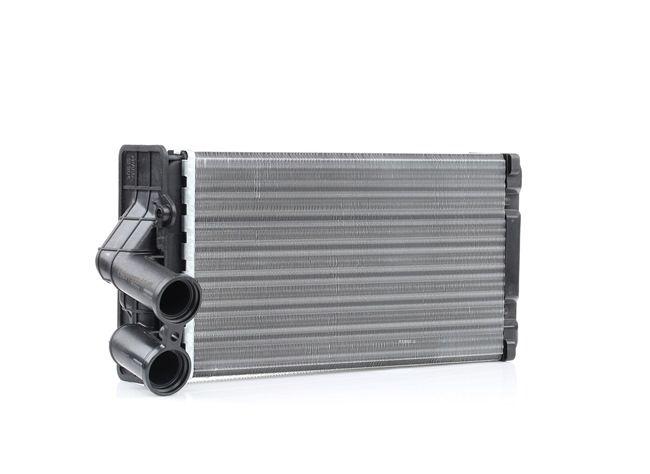 OEM Heat Exchanger, interior heating RIDEX 467H0052