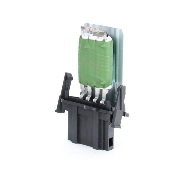 Autoheizung: RIDEX 1385C0017 Steuergerät, Heizung / Lüftung