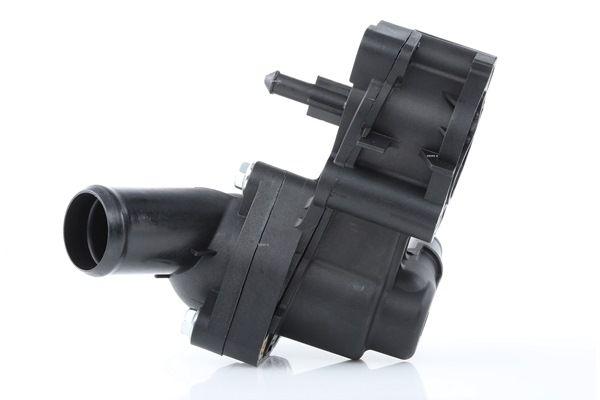 RIDEX Öffnungstemperatur: 88°C, mit Rohrstutzen, mit Gehäuse, mit Thermostat 316T0146