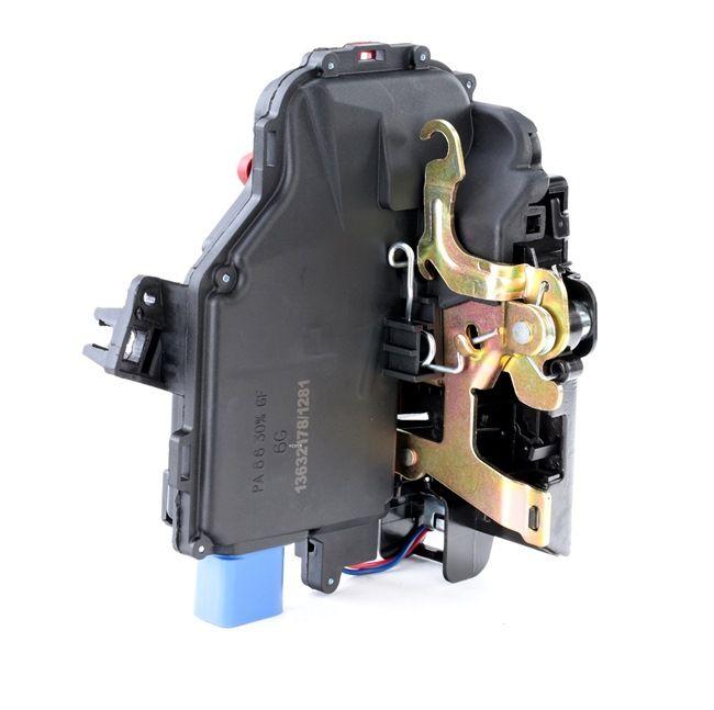 RIDEX Door lock mechanism Left Rear, with central locking