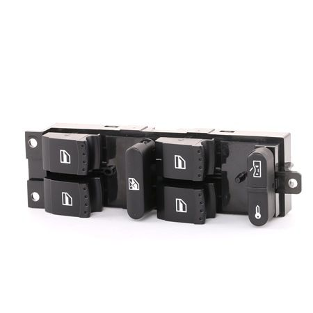 RIDEX Electric window switch Doors: 4, Driver side, Front
