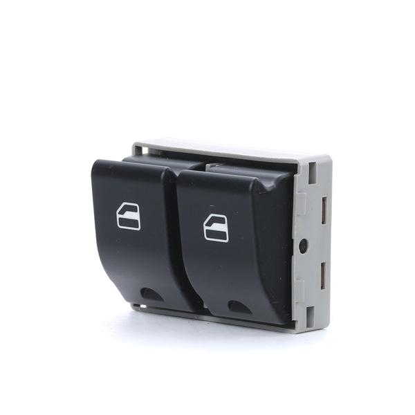 OEM Switch, window regulator RIDEX 13632436 for VW