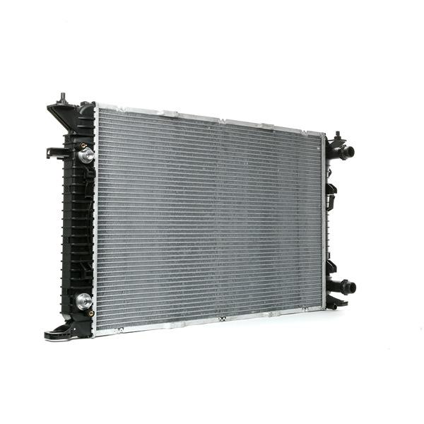 RIDEX Kühlrippen gelötet, Aluminium 470R0421