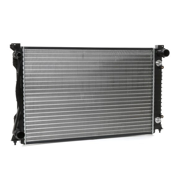 RIDEX Aluminium, Kühlrippen gelötet, ohne Rahmen 470R0436
