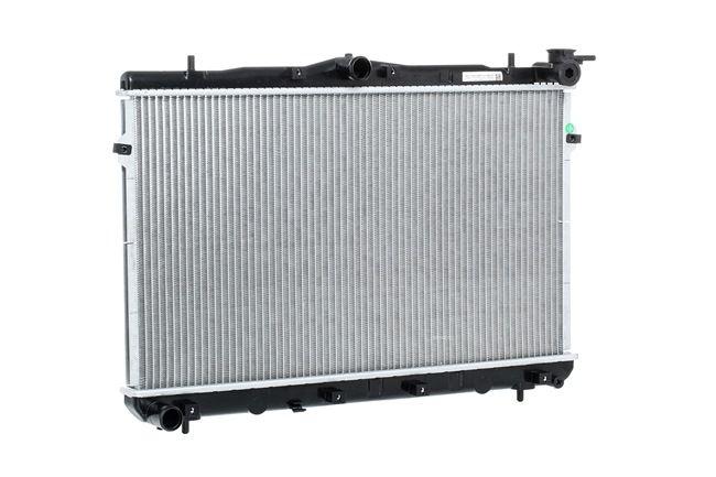RIDEX Chladič motoru HYUNDAI hliník, Kühlrippen pájený