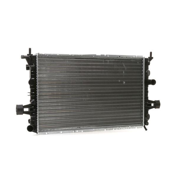 RIDEX Воден радиатор OPEL алуминий