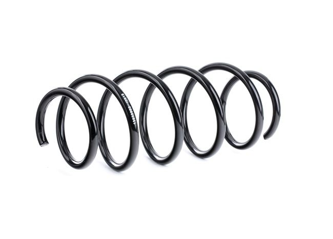 Coil springs RIDEX 13632553 Front Axle