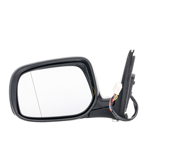 RIDEX Side view mirror Left, Electric, Aspherical, Electronically foldable, Heated