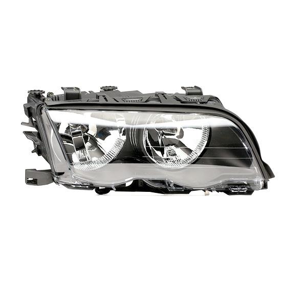 OEM Headlight RIDEX 259H0089