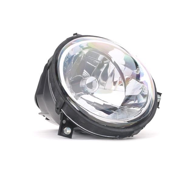 OEM Headlight RIDEX 259H0150