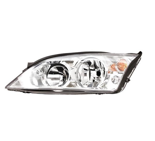 OEM Headlight RIDEX 259H0204