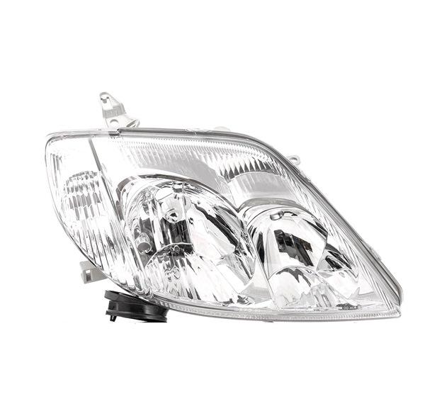 OEM Headlight RIDEX 259H0233