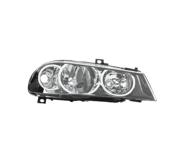 OEM Headlight RIDEX 259H0260