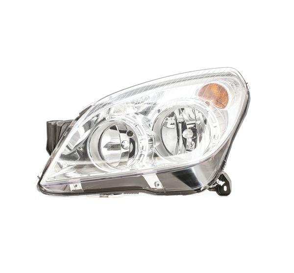 OEM Headlight RIDEX 259H0288
