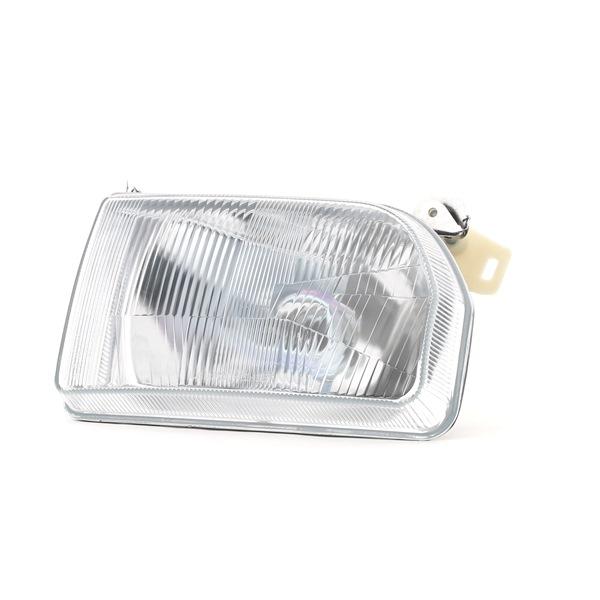 OEM Headlight RIDEX 259H0342