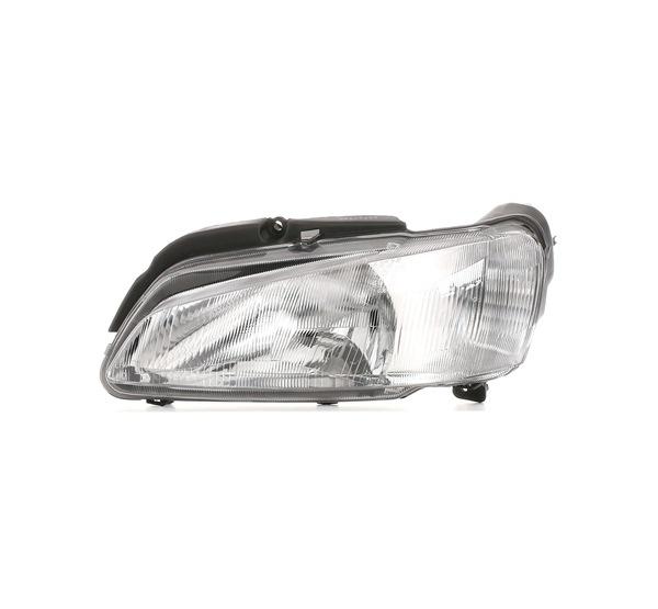 Koplamp RIDEX 13633225 Links, H4, Met lamphouder, Zonder elektro motor