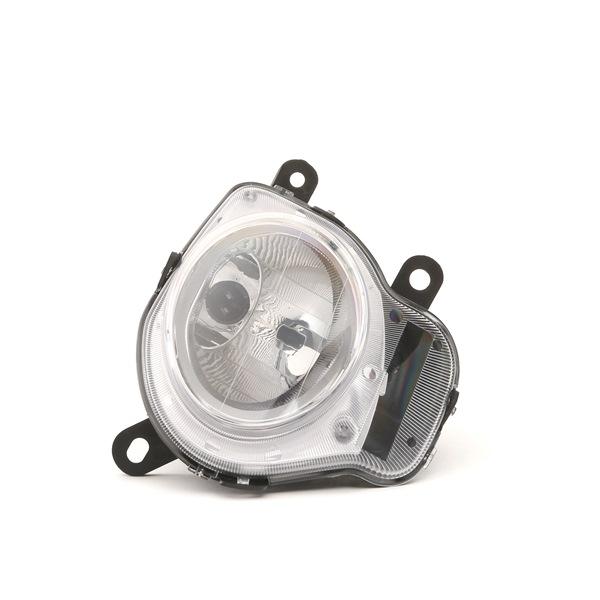 OEM Headlight RIDEX 259H0453