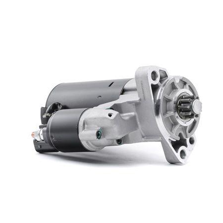 RIDEX Starterleistung: 2,2kW, Spannung: 12V, Zähnez.: 9 2S0093