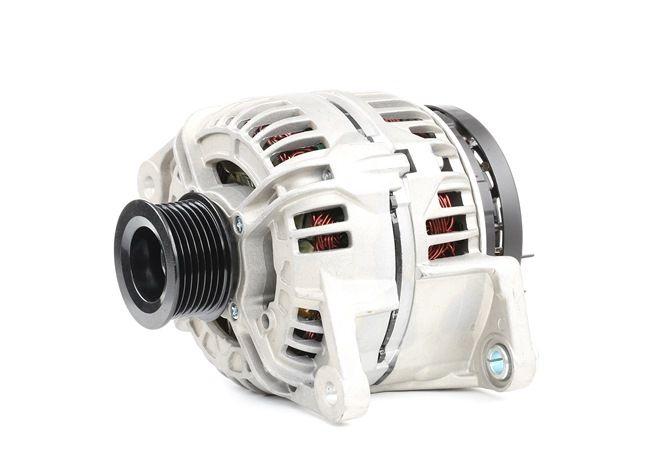 RIDEX Generador IVECO Corr. carga alternador: 140A, Tensión: 14V