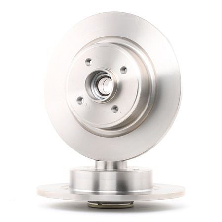 SKF Bromsskiva Solid, med integrerat hjullager, med inbyggd magnetisk sensorring
