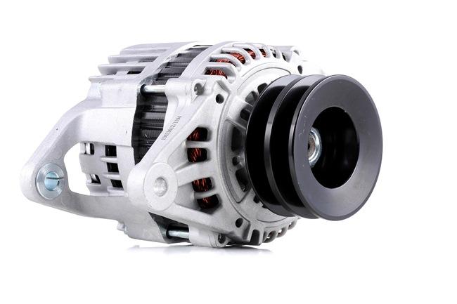 RIDEX Generator-Ladestrom: 60A, Spannung: 14V 4G0192