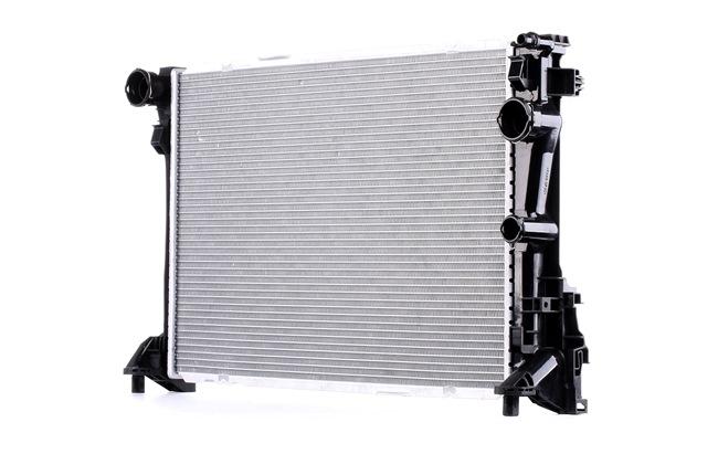 RIDEX Chladič motoru MERCEDES-BENZ automatická převodovka