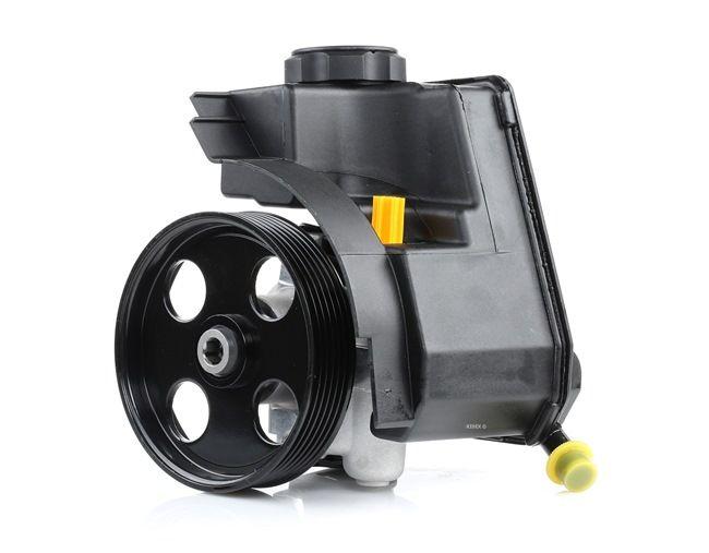 RIDEX Steering pump PEUGEOT Hydraulic, Number of ribs: 6, Belt Pulley Ø: 114mm