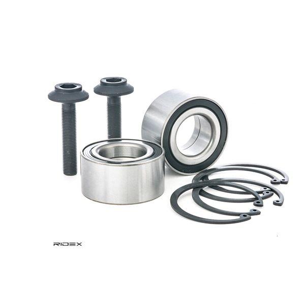 OEM RIDEX 654W0718 AUDI A4 Wheel hub assembly