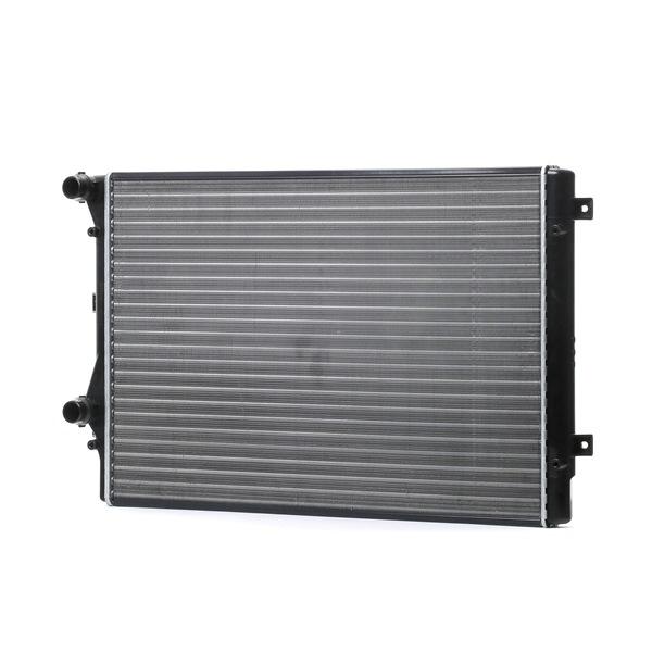 RIDEX 470R0623 Воден радиатор
