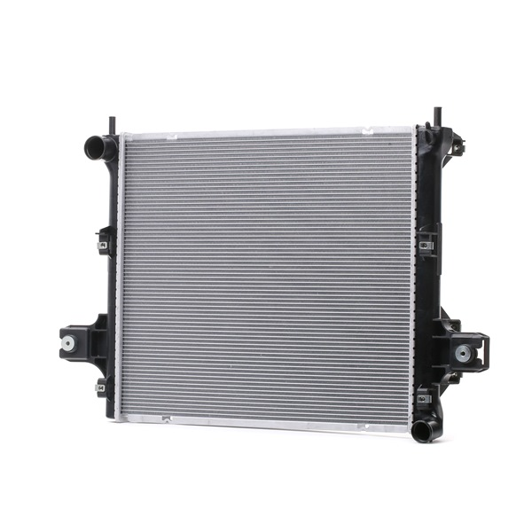 OEM Radiator, engine cooling RIDEX 13634245 for JEEP