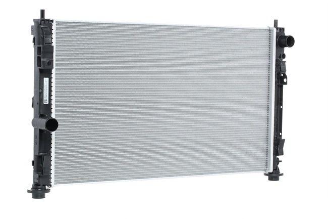 RIDEX Radiateur CHRYSLER Aluminium, Koelribben gesoldeerd