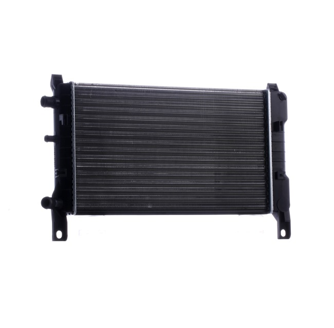 RIDEX Aluminium, Kühlrippen gelötet, ohne Rahmen 470R0696