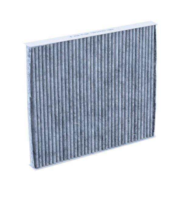 RIDEX Kabinový filtr ALFA ROMEO Filtr s aktivním uhlím
