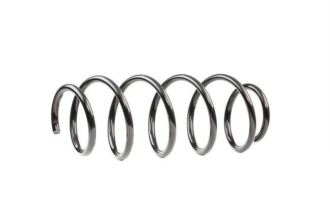 RIDEX Coil Spring Front Axle