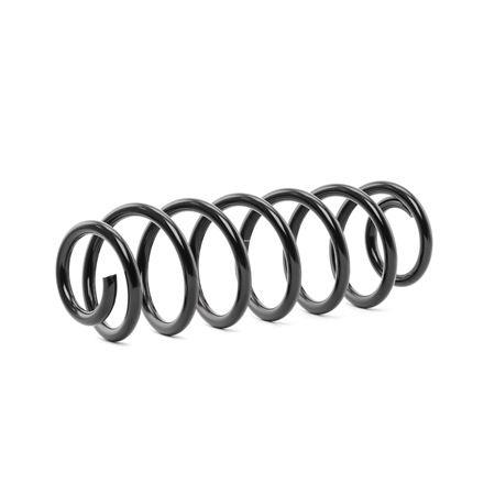 Coil springs RIDEX 13634994 Rear Axle