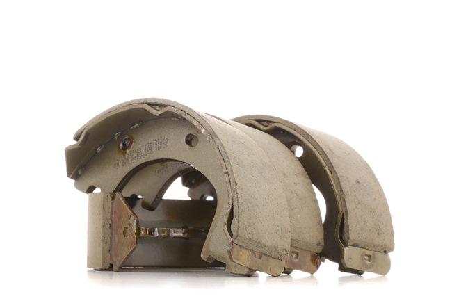 RIDEX Hinterachse, Ø: 170mm, mit Zubehör, ohne Hebel 70B0280
