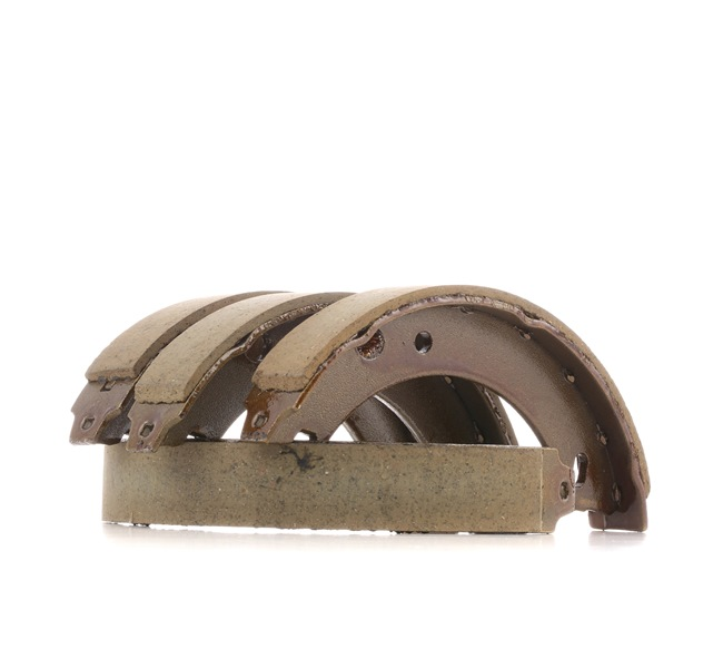 RIDEX 70B0302 Brake shoes and drums
