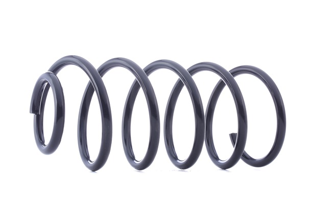 Coil springs RIDEX 13635496 Rear Axle