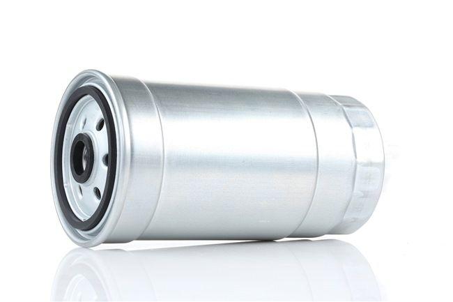Filtro de combustible RIDEX 13635518 Cartucho filtrante