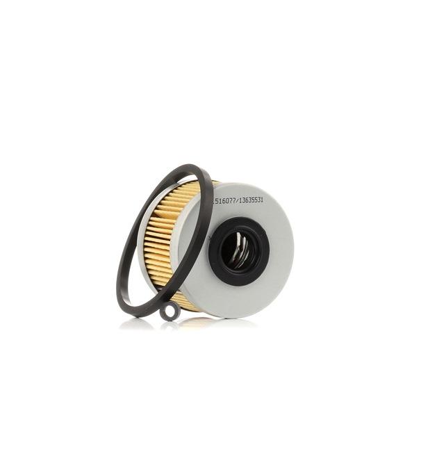RIDEX 9F0114 Fuel filter