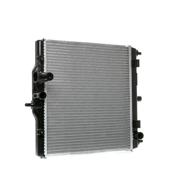 RIDEX Aluminium, Kühlrippen gelötet, ohne Rahmen 470R0788