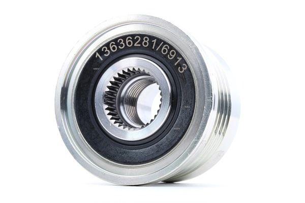 Zahnriemenscheiben: RIDEX 1390F0085 Generatorfreilauf