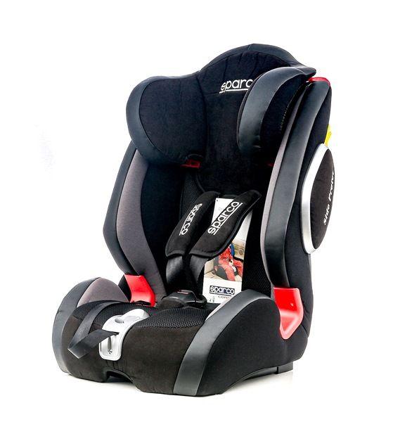 Asiento infantil Peso del niño: 9-36kg, Arneses de asientos infantiles: Cinturón de 5 puntos 1000KIG123GR