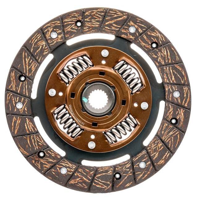 OEM Clutch Disc RIDEX 262C0038