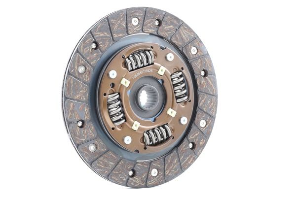 OEM Clutch Disc RIDEX 262C0040